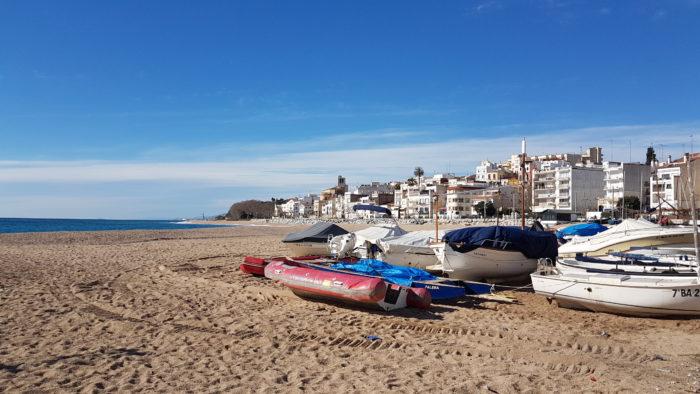 Playa de San Pol