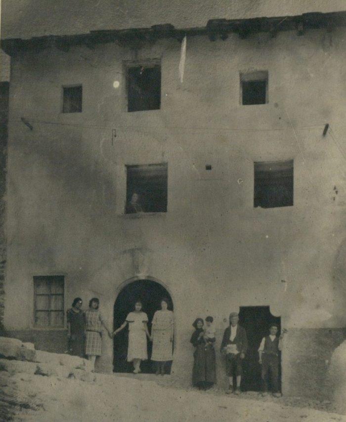 La Pobla de Roda en 1920