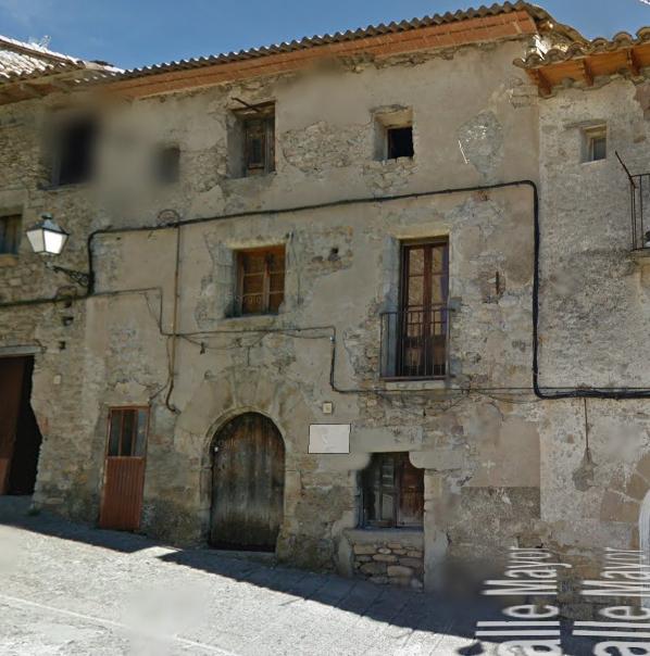 Casa Ferreras en la Pobla de Roda